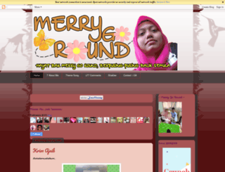 zura-merrygoround.blogspot.com screenshot