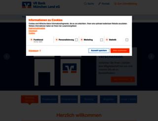 zurbank.de screenshot