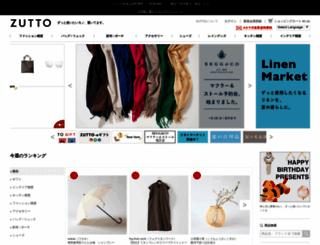 zutto.co.jp screenshot