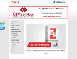 zuzia.com.pl screenshot