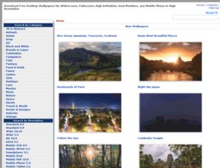 zwallpapers.net screenshot