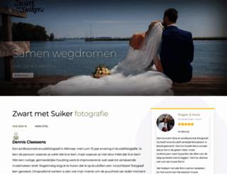 zwartmetsuiker.nl screenshot
