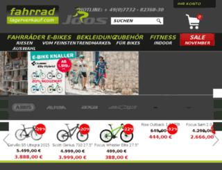 zweirad-joos.com screenshot