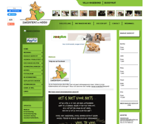 zwerfkat.com screenshot