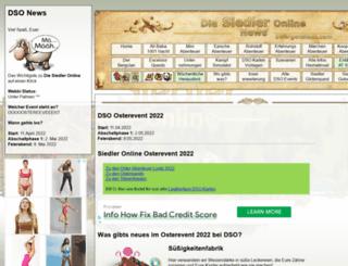zwergenstadt.com screenshot