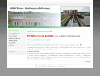 zwk.kolbuszowa.pl screenshot
