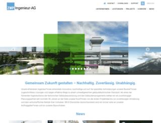 zwp.de screenshot