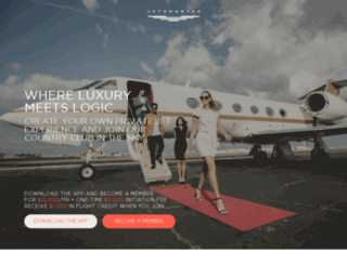zx.jetsmarter.com screenshot