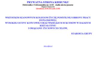 zybi.internetdsl.pl screenshot