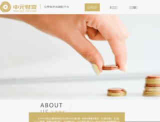 zycf-china.com screenshot