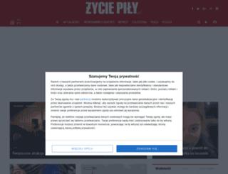 zycie.pila.pl screenshot