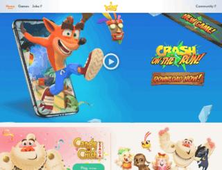 zylom.king.com screenshot