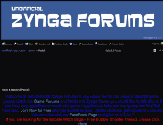 zyngaforums.com screenshot