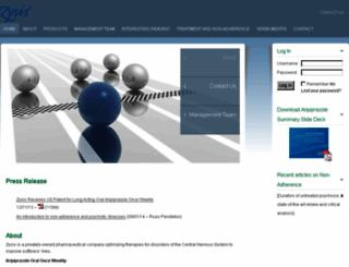 zysis.com screenshot