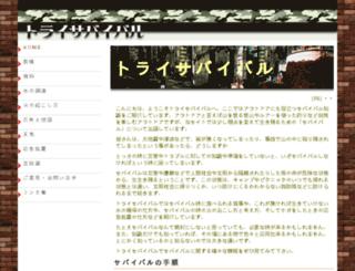 zyuzin.net screenshot