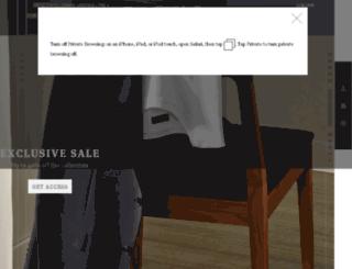 zzegna.com screenshot