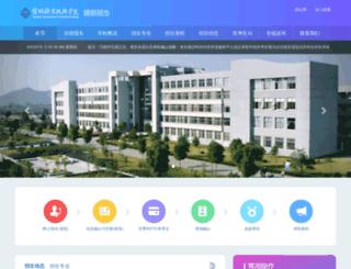 zzzs.tzvtc.com screenshot