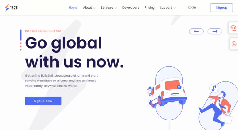 Access 1s2u net  1S2U Bulk SMS Service|Send Bulk SMS |Free