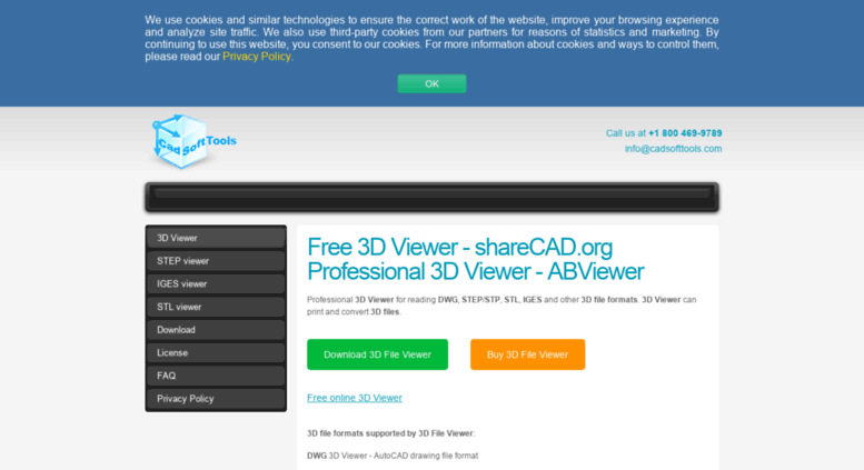 Access 3d-viewers com  3D Viewer – ABViewer  View, print and