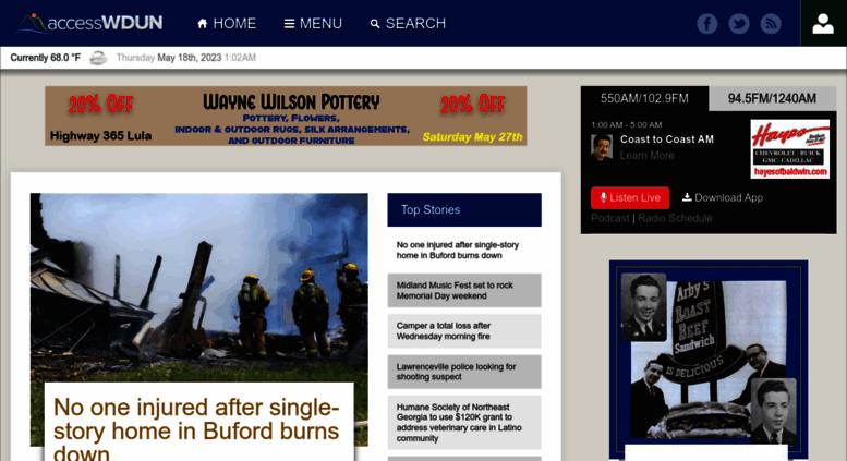 access north ga news