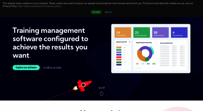 Access Accessplanit Com Training Management Software I Lms I