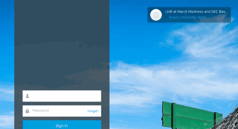 Access account-global ubnt com  Ubiquiti Account
