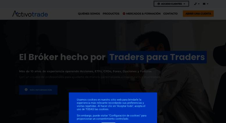El mejor broker para forex