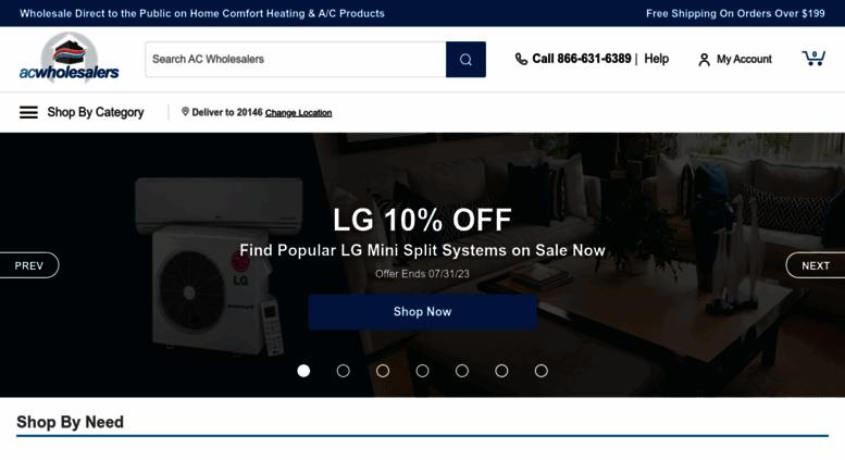 access acwholesalers com ac wholesalers goodman air conditioner