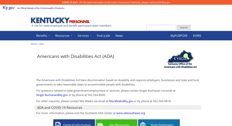 Access Ada Ky Gov Pages Ada
