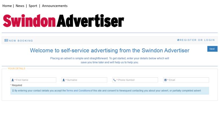 swindon advertiser news