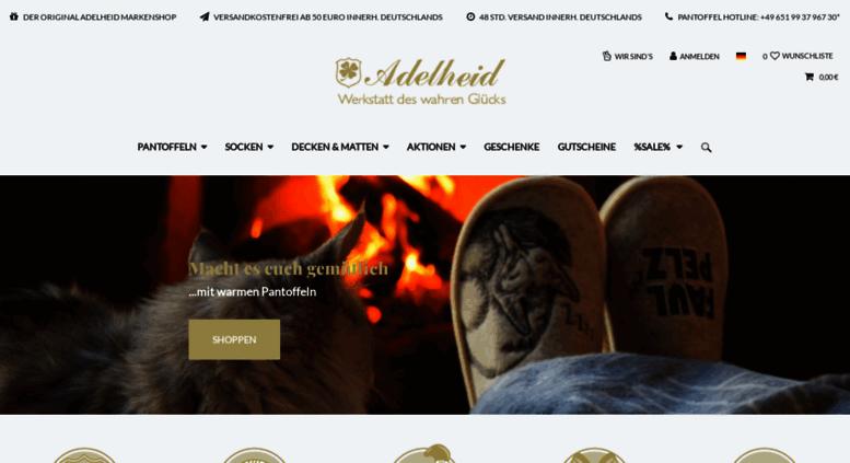 online retailer 7894f d5992 Access adelheidladen.de. Adelheid Glückswerkstatt Online ...
