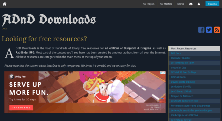Access adnddownloads com  Dungeons & Dragons and Pathfinder