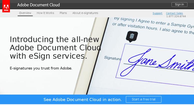 Access adobe echosign com  Electronic Signature Software, Digital