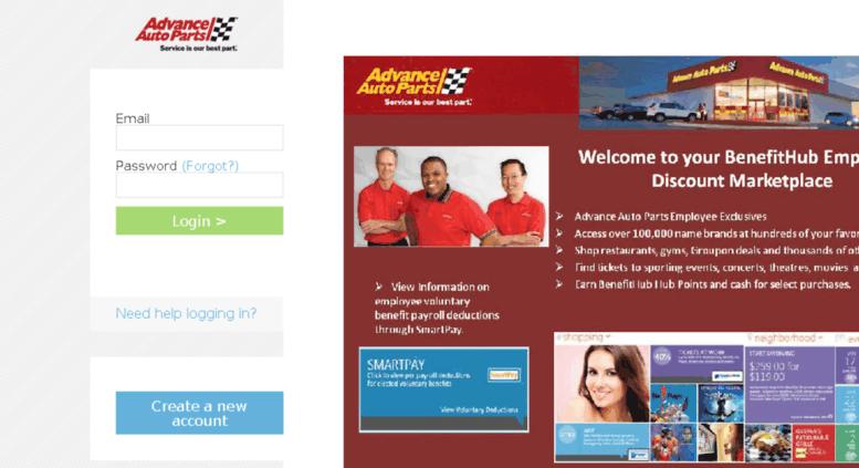 Access advanceauto benefithub com  Advance Auto Parts