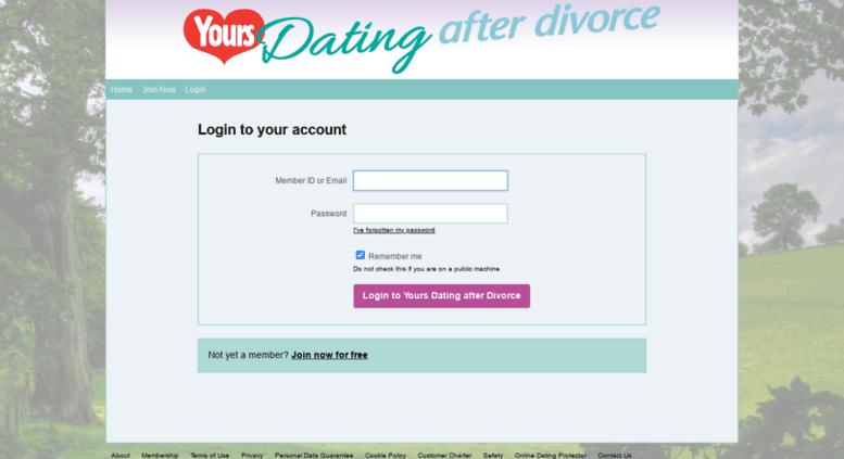 uk dating site login dating efter sang download