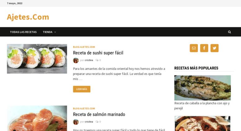 Access Ajetescom Ajetescom Recetas De Cocina Casera Muy