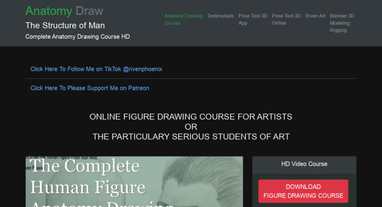 Access alienthink com  Figure Drawing | How To Draw | Blender