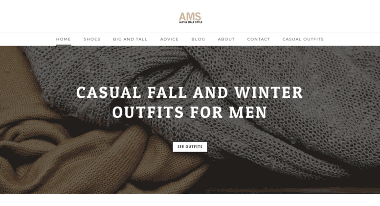 c933bc1d5168b Access alphamalestyle.com. Alpha Male Style - Inspiring Men s ...