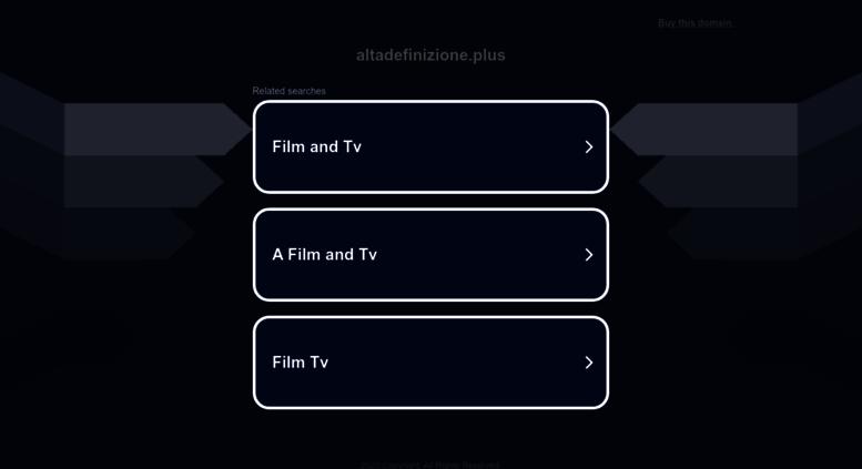 Access Altadefinizioneplus Altadefinizione Guarda Film In