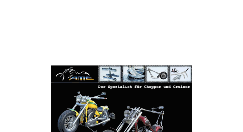 Access ame-chopper de  AME