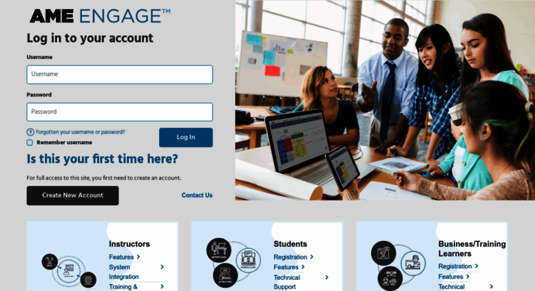 Access Ameengage Com Ame Engage Log In To The Site