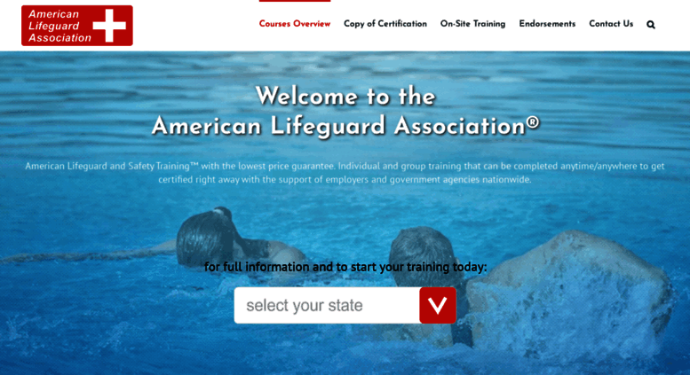 Lifeguard Certification Classes