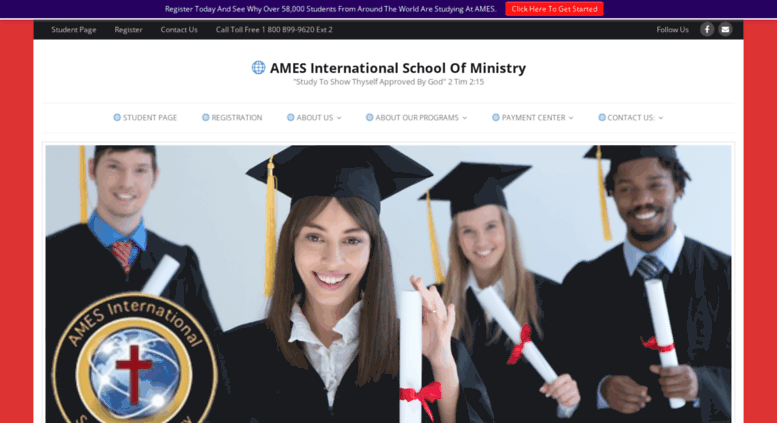Access amesbible org  Totally free bible college Free