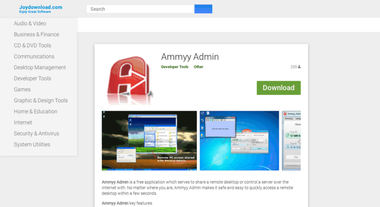 ammyy admin app free download