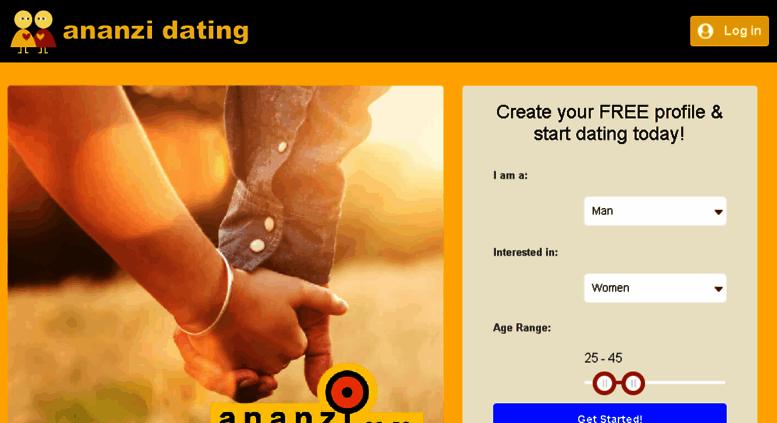 Ananzi online dating