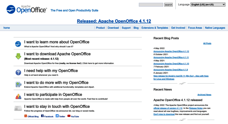 open office.org free download