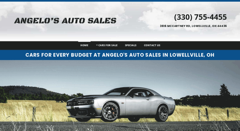 Angelos Auto Sales >> Access Angeloscars Com Angelo S Auto Sales Used Cars