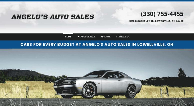 Angelo'S Auto Sales >> Access Angeloscars Com Angelo S Auto Sales Used Cars