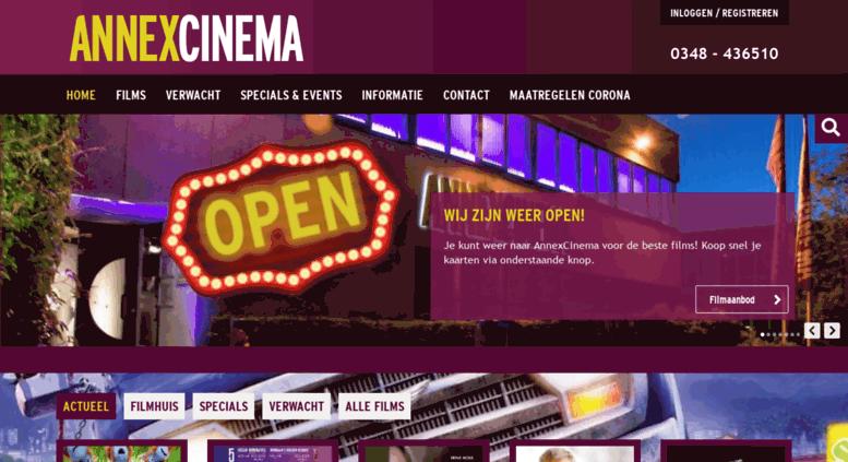 access annexcinema.nl. home | annexcinema