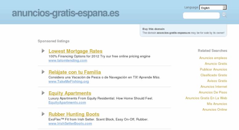 Publicar gratis anuncios en todo España